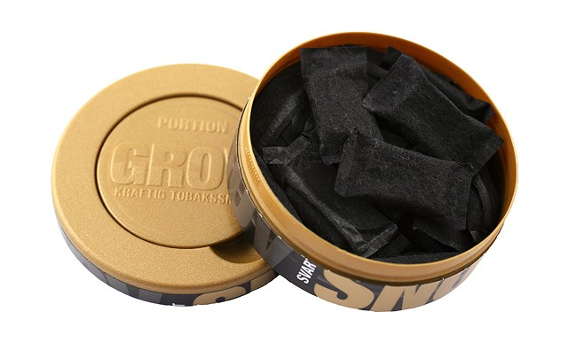 grovsnus snus black