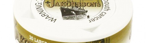 Jakobsson&#039;s Classic Strong Snus Review