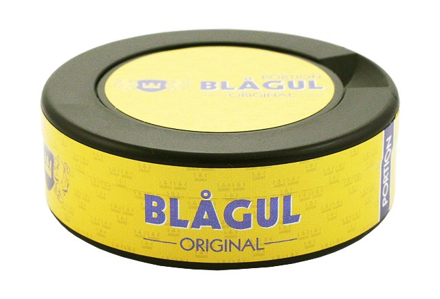 Blagul Original Portion Snus Review